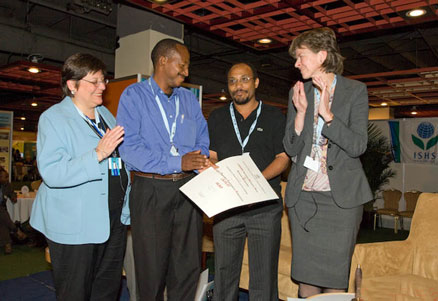 ILRI wins 2 awards