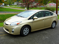 the 2010 Prius (by: Kris & Fred, creative commons license)