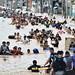 Flash Flooding in Marikina Philippines