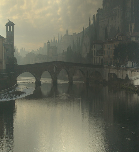 Thumb Foto de Verona como si fuera un cuadro