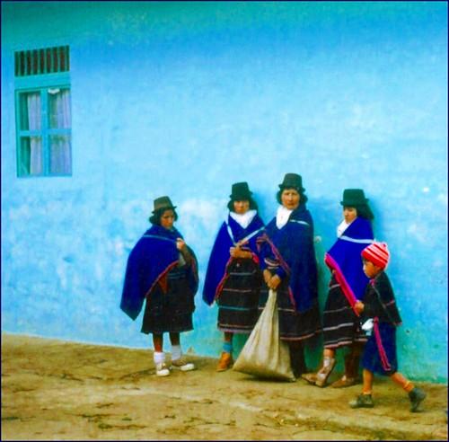indigenas guambianos Silvia Colombia