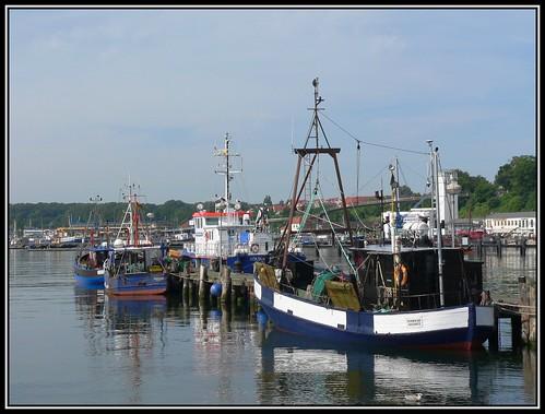 Hafen von Sassnitz