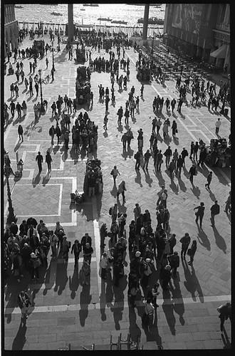 октябрь, Венеция 2009