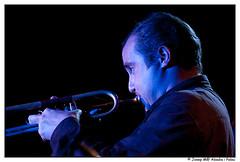 Wifred Terrades (Josep Mª Abadia) Tags: jazz catalunya lleida pixiedixie elsegrià jazztardorlleida2009
