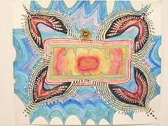 """""""Farout"""" 2009, Chobbs (charleswesleyhobbs) Tags: watercolor charles hobbs"""