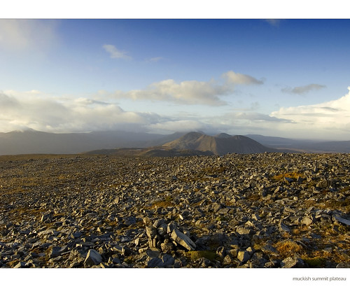 View from Muckish