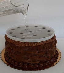 CakeVase by Kathleen Meisinger