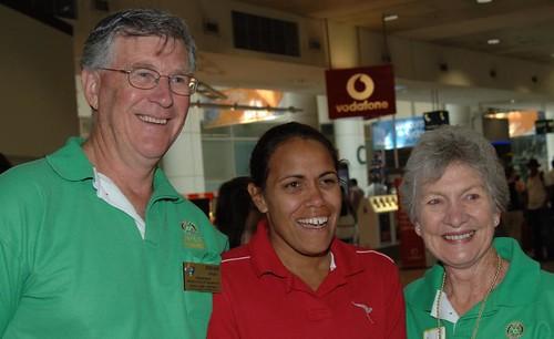 Turramurra's Qantas Joy Flight for Disadvantaged Children