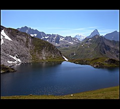 Switzerland Lac de Fentre July 24, 2008 . (Izakigur) Tags: italy mountains alps switzerland ferret italia alpen ml alpi fentre wallis valais aoste montjoux myswitzerland alpene montdolent greatstbernardpass coldugrandsaintbernard gransanbernardo  alperne lacdefentre izakigur valledaoste coldubastillon cantonduvalais izakigur2008 izakiguralps colledelgransanbernard grossersanktbernard lapointededrne