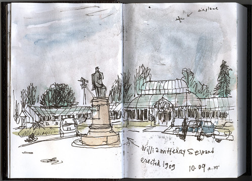 statuevolunteerpark
