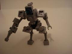 robot (finndango) Tags: robot space cyborg