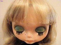soft green eyeshadow