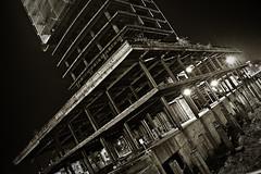 SkeletorBase (Paulette Osei-Tutu) Tags: abandoned poland krakow urbanexploration highrise derelict skeletor tallbuilding urbex szkieletor midlandsurbex