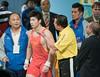Lu CHN (Rob Macklem) Tags: china men olympic 2009 lu 85kg olympicweightliftingkoreaworldchampionshipsgoyangcity