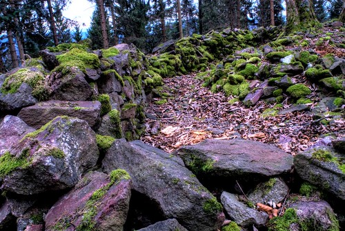 Keltischer Ringwall Stockberg