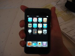 Apple iPod touch 8 GB (3rd Generation) NEWEST MODEL (suksawat) Tags: apple ipod touch device mp3