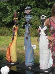 Keramiek beelden 04 (veroniquekaiser) Tags: markt 2009 keramiek keramisto