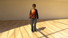 PlayStation Home: Female_Ironfist