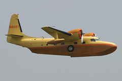 Grumman G-73 Mallard N1888T (Flightline Aviation Media) Tags: airplane airport aircraft aviation airshow canon10d mallard seaplane stockphoto grumman manitowoc mtw g73 thunderonthelakeshore bruceleibowitz n1888t 878301