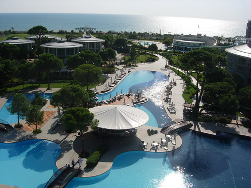 Calista Luxury Resort - Belek
