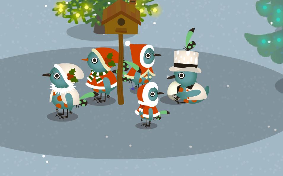 TORINESIA β_Christmas