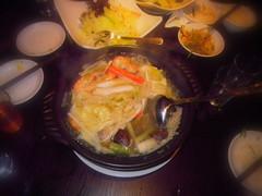韓式泡菜鍋