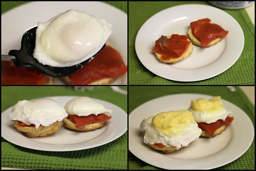 recipe poached eggs and smoked salmon poached eggs over artichokes the ...