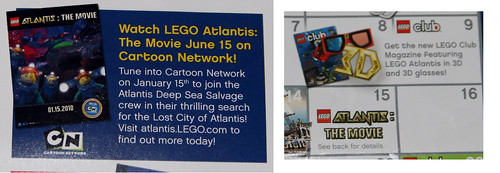 2010 LEGO Atlantis Movie - Jan 15, 2010