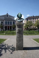 Büste Friedrich von Gärtner - Gärtnerplatz