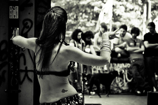 Danza Orientale al centro sociale-0185
