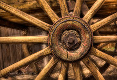 Squeaky wheel (janusz l) Tags: old texture wheel wagon utah wooden photographer handmade kathleen antique decoration property rights moab copyrights intellectual hdr wannabe infringement copeland orton squeakywheel janusz leszczynski imagetheft redbubble 010220