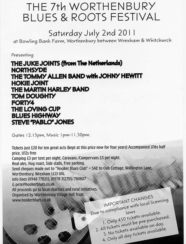 worthenbury 2011 flyer