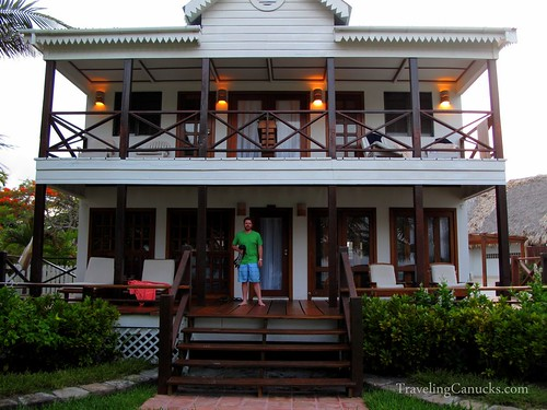 Our Plantation Villa at Victoria House, Belize