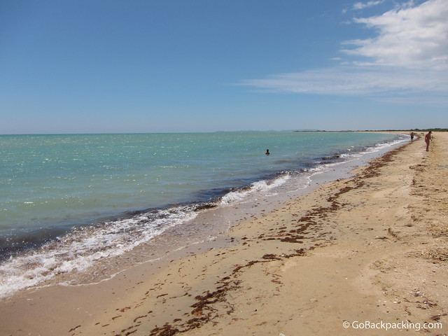 Beaches of Cabo de la Vela