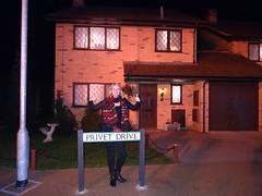 La maison des Dudley