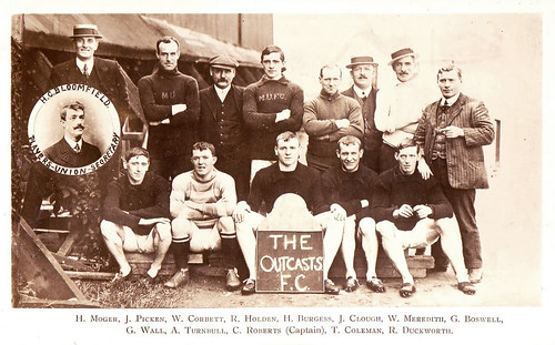 The Outcasts F.C. 1909