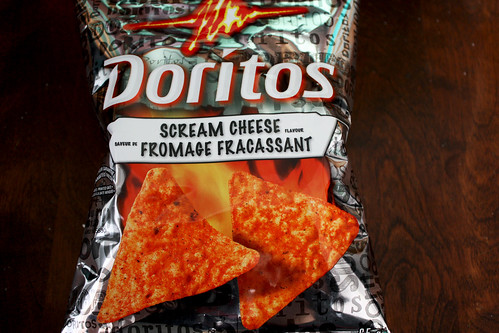 Scream Cheese Doritos