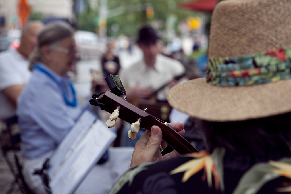 Make Music New York: Ukulele