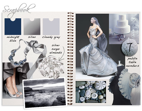 Keywords wwwidoityourselfblogspot com winter wedding gray theme