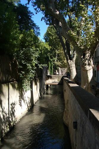 Rue des Teinturiers, Avignon, Provence 普羅旺斯 亞維儂 染匠街