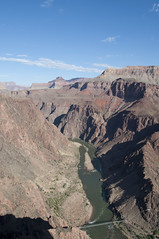The Colorado River (Grand Canyon, Arizona, United States) Photo