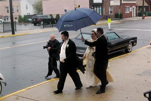 Carrie Poli 39s wedding news amber orange and charcoal wedding Wedding Ring