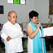 Ing. Alejandro Campos y su esposa la Sra. Catalina