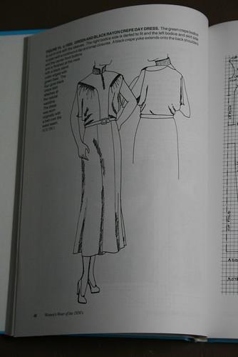 dress with mandarin collar