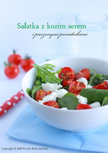 Salatka z kozim serem 4623 copy