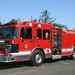 Hillsboro Oregon Fire Truck