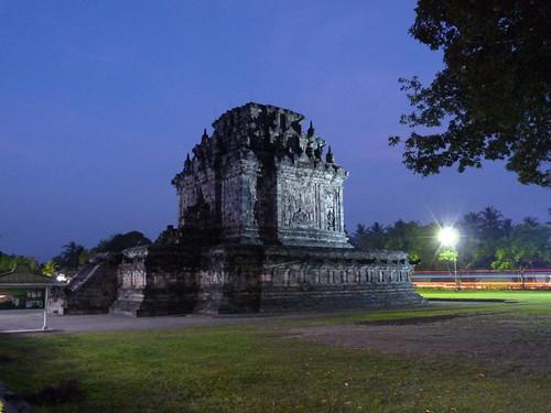 Mendut Temple Yogyakarta