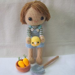 Crochet Pattern Human Doll : The Worlds Best Photos of berriiiz - Flickr Hive Mind