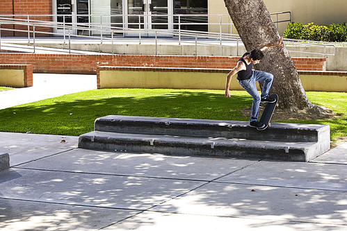 Tom Geilfuss Noseblunt Costa Mesa Ledge