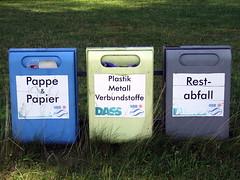 Abfall (Klaus-Dieter May) Tags: papier metall abfall plastik pappe restabfall verbundstoffe
